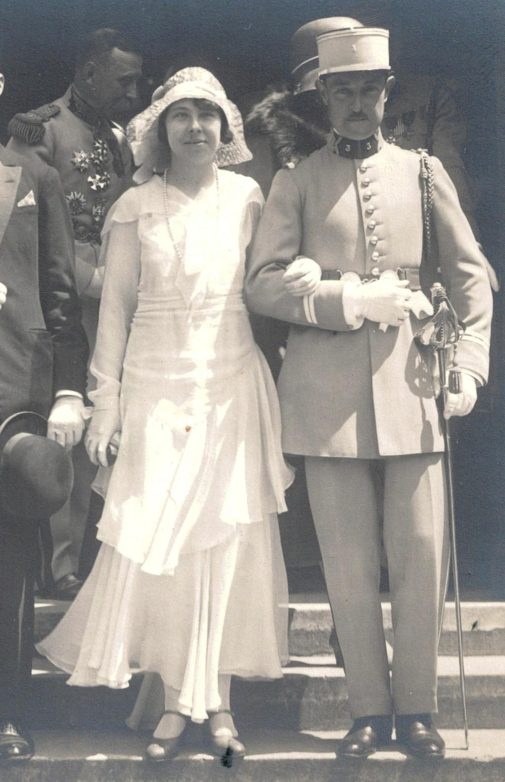 grosse identification album photo mariage officiers français tenues modèle 22  006b11