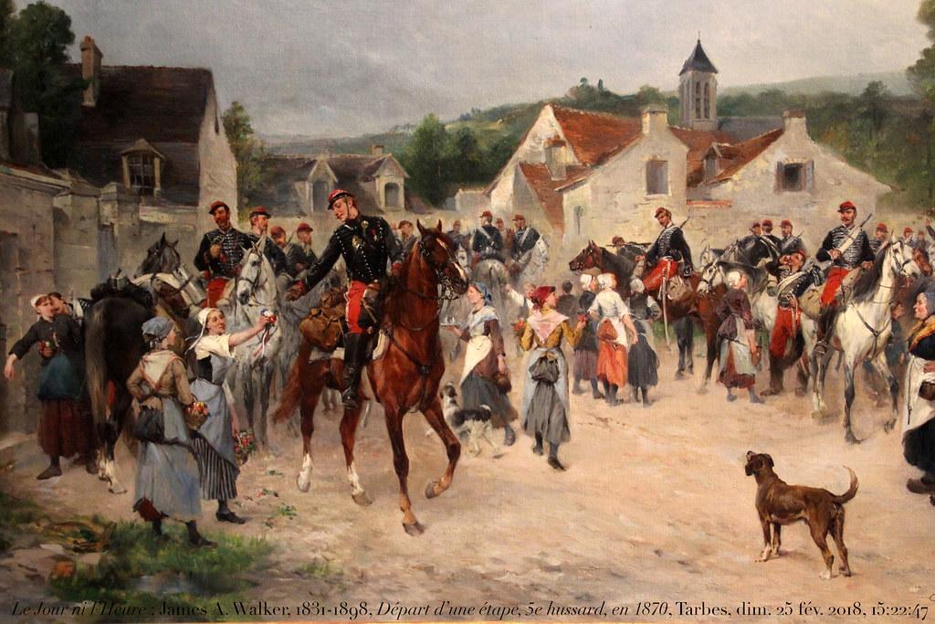 deux peintures 1870 25702110