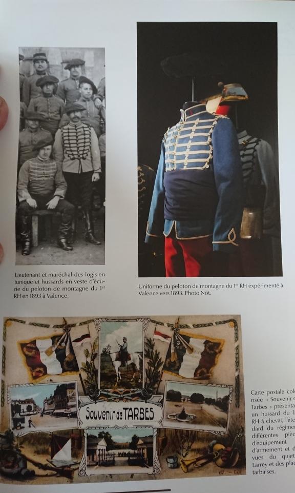 Souvenir du Lt Colonel LUGAN - 1 rgt Hussard 1902 A000110