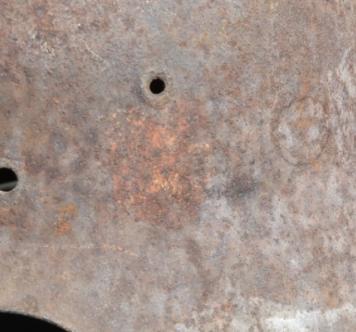 tout droit d'un grenier et belle surprise après nettoyage Dsc_8711