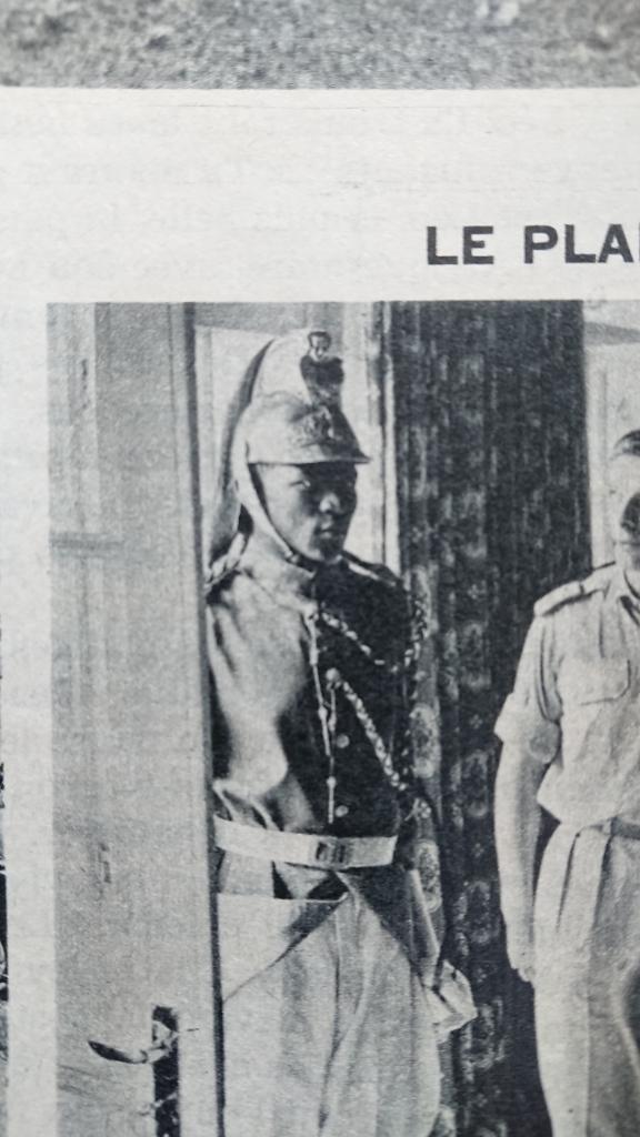CASQUE DE DRAGON 1874 AU CONGO EN 1961 Dsc_9418