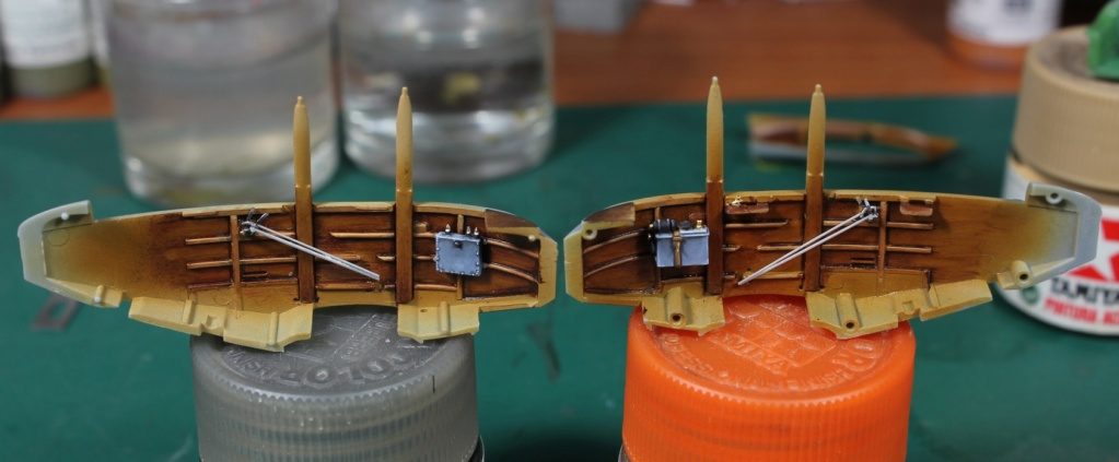 Caudron G.IV Late version 1:48 Copper State Models Img_7223