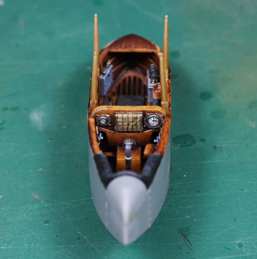 Caudron G.IV Late version 1:48 Copper State Models Img_7310