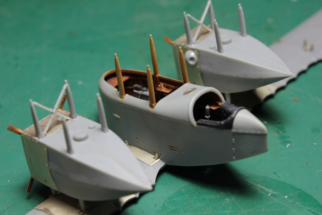 Caudron G.IV Late version 1:48 Copper State Models Img_7319