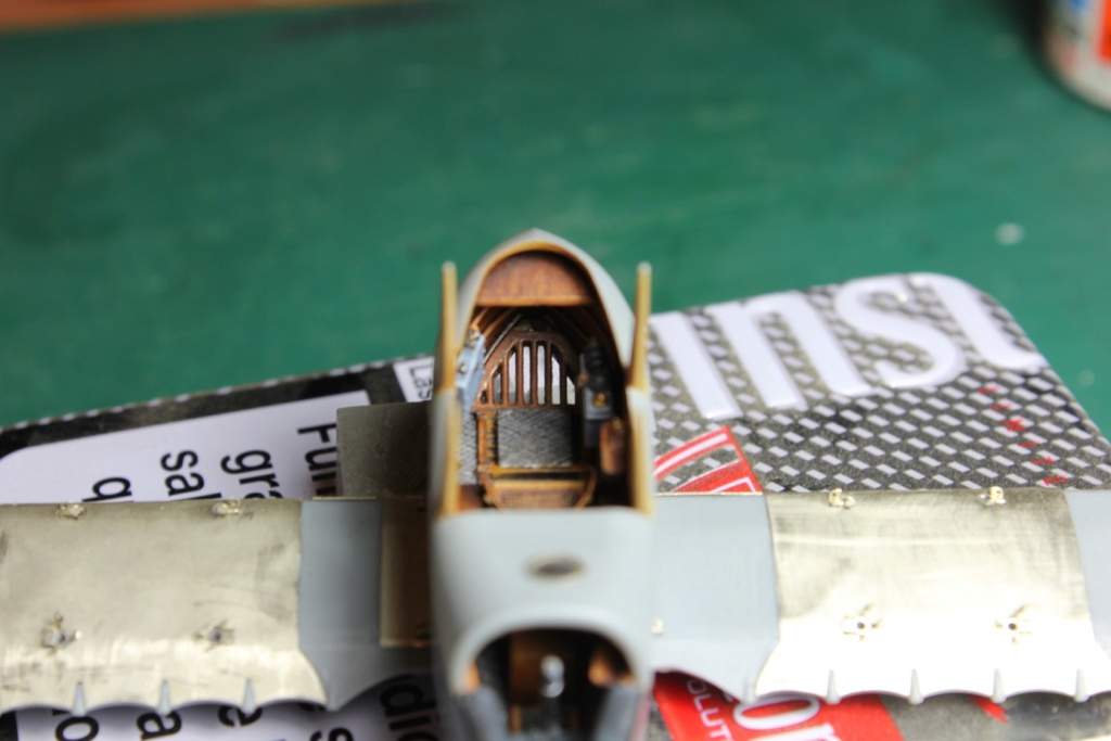 Caudron G.IV Late version 1:48 Copper State Models Img_7323