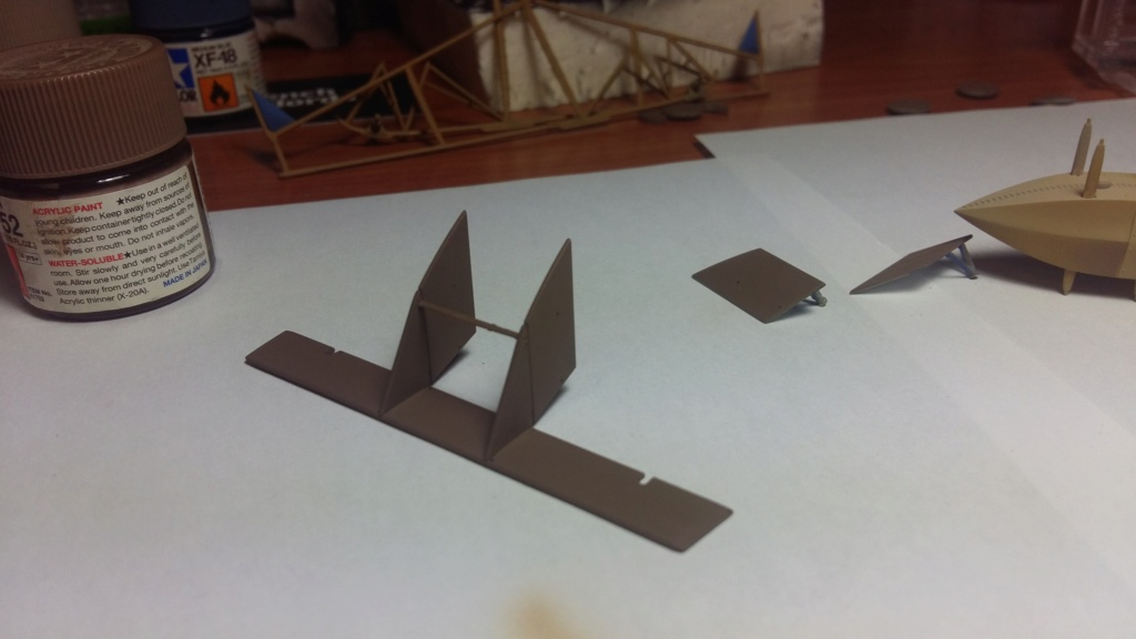 Caudron G.IV Late version 1:48 Copper State Models Img_7326