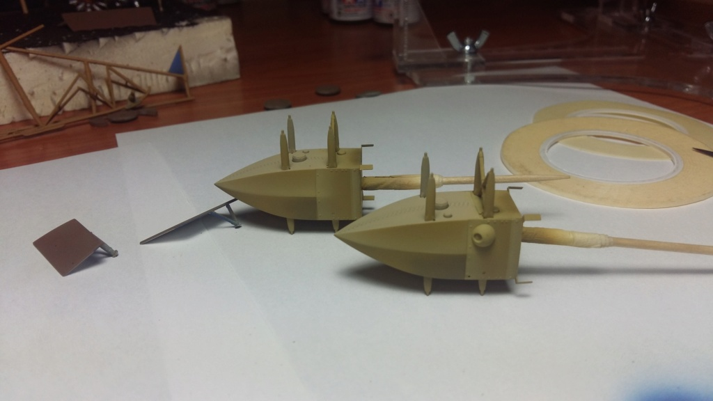 Caudron G.IV Late version 1:48 Copper State Models Img_7327