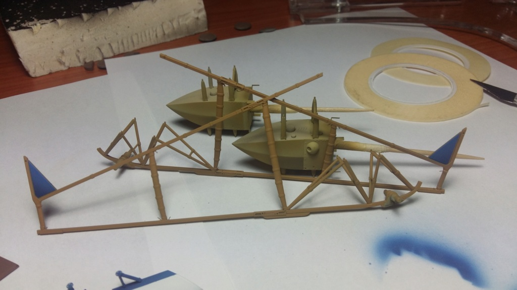 Caudron G.IV Late version 1:48 Copper State Models Img_7328