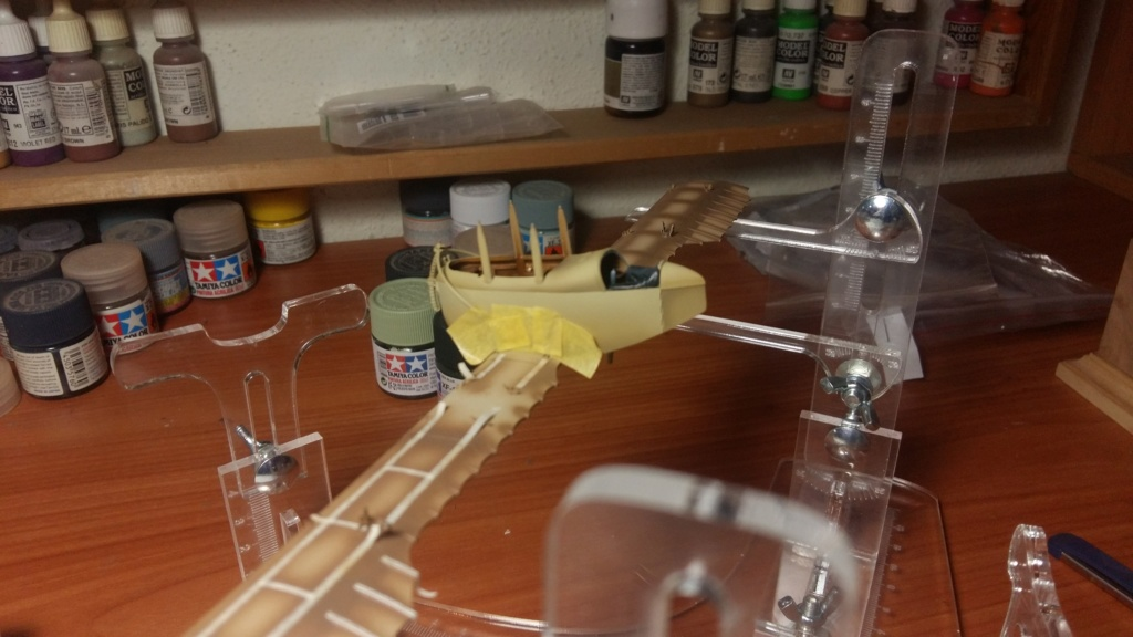 Caudron G.IV Late version 1:48 Copper State Models Img_7336