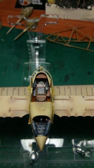 Caudron G.IV Late version 1:48 Copper State Models Img_7344