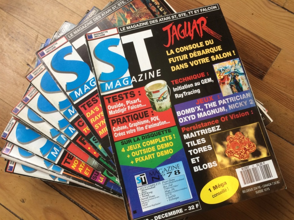 [VENDU] Magazines et bouquins Atari ST Img_2714