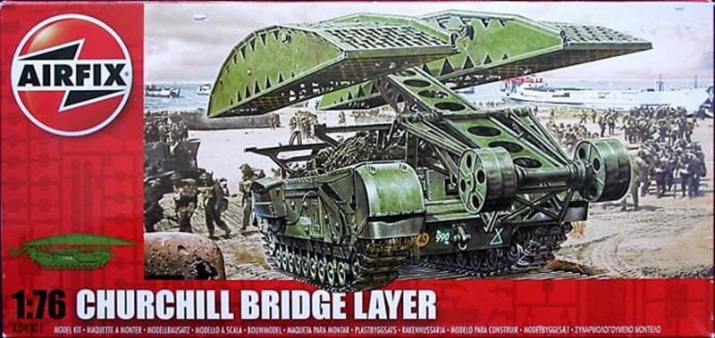 Churchill Bridge Layer -- 1/76 -- Airfix 10939210