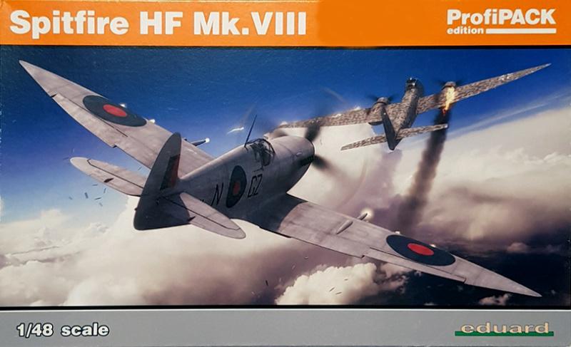 Spitfire Mk.VIII HF Eduard 1/48 2019-010