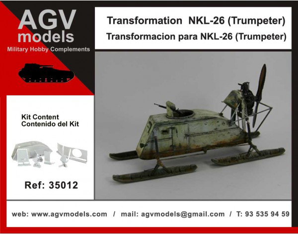 "POISSON D'AVRIL !!! Sd.Kfz.0104-26(r) ""Beute"" - NKL-26 de prise - Trumpeter + conversion AGV - 1/35 Agv_mo11"