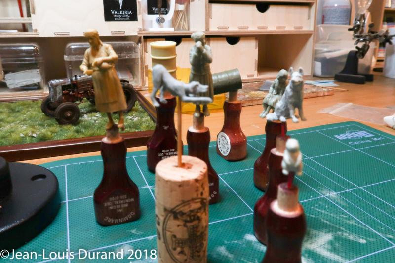 Scène agricole - Figurines et tracteur Case VAI - 1/35 Case_v40