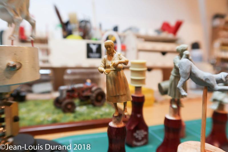 Scène agricole - Figurines et tracteur Case VAI - 1/35 Case_v43