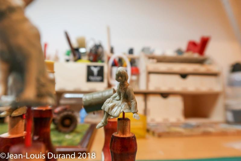Scène agricole - Figurines et tracteur Case VAI - 1/35 Case_v48