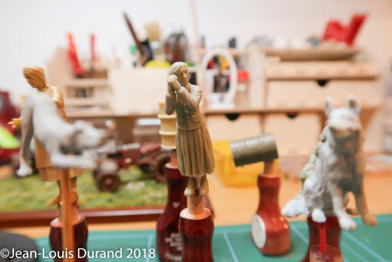 Scène agricole - Figurines et tracteur Case VAI - 1/35 Case_v49