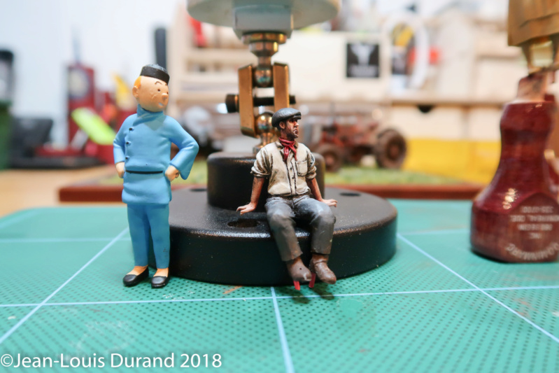 Scène agricole - Figurines et tracteur Case VAI - 1/35 Case_v50