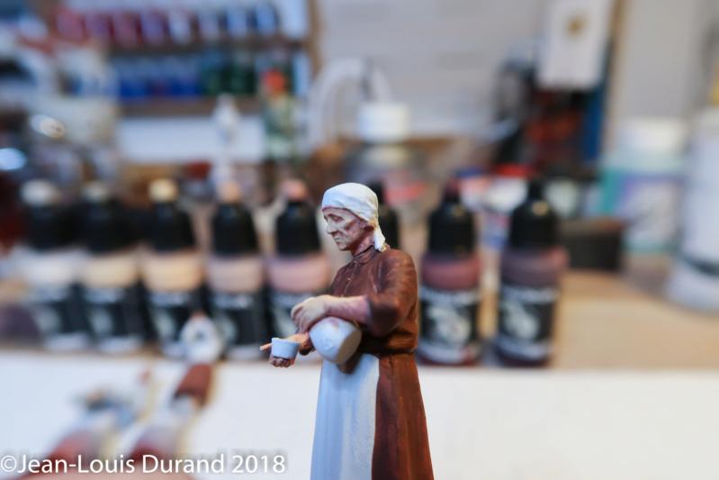 Scène agricole - Figurines et tracteur Case VAI - 1/35 Case_v59