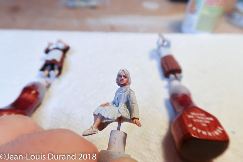 Scène agricole - Figurines et tracteur Case VAI - 1/35 Case_v62