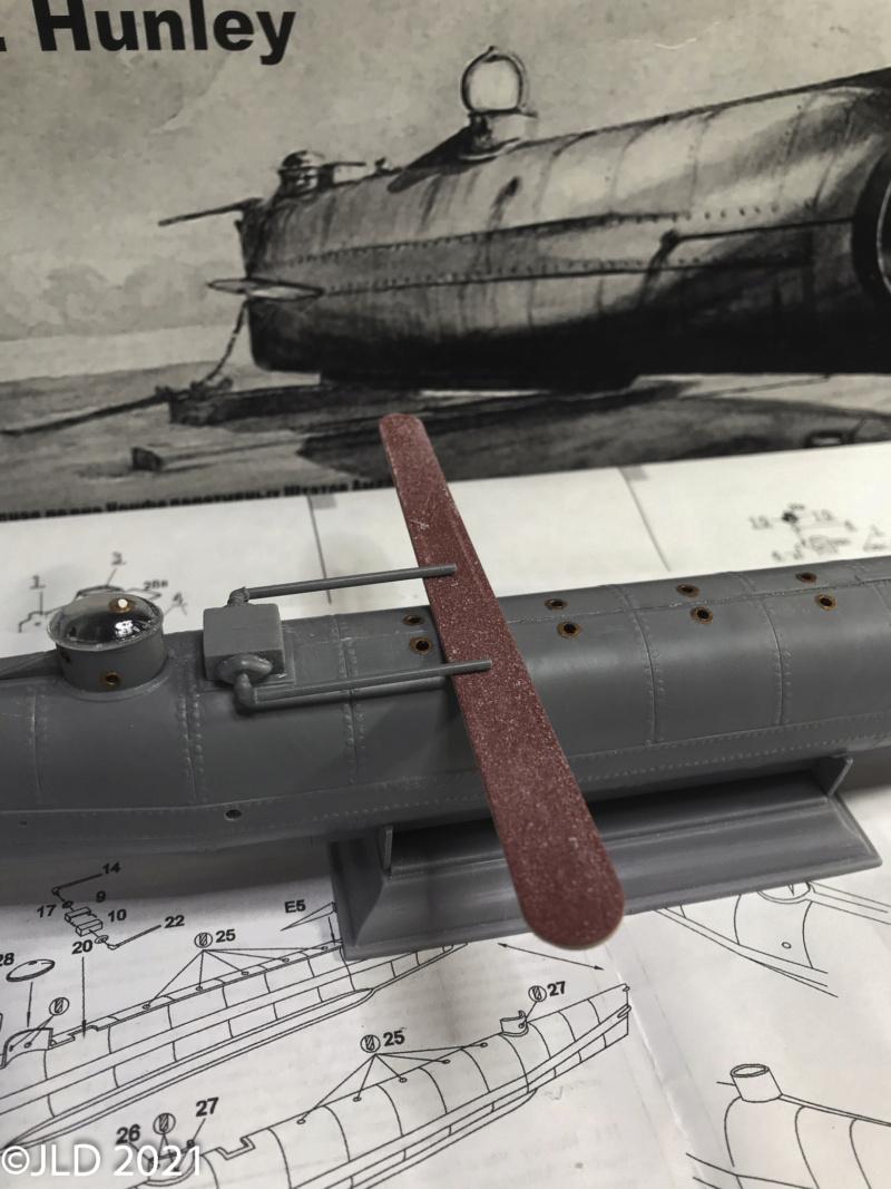 CSS HUNLEY - MIKRO MIR - 1/35 Hunley13