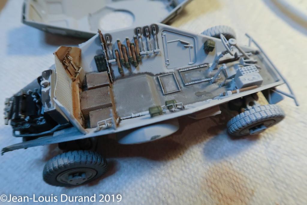 Sd.Kfz 223 Leichter Panzerspähwagen Funk - Hobby Boss - 1/35 Img_0014