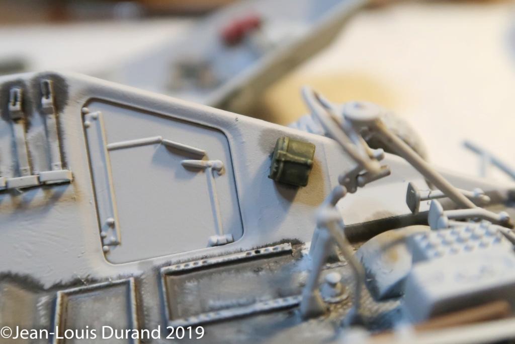 Sd.Kfz 223 Leichter Panzerspähwagen Funk - Hobby Boss - 1/35 Img_0016