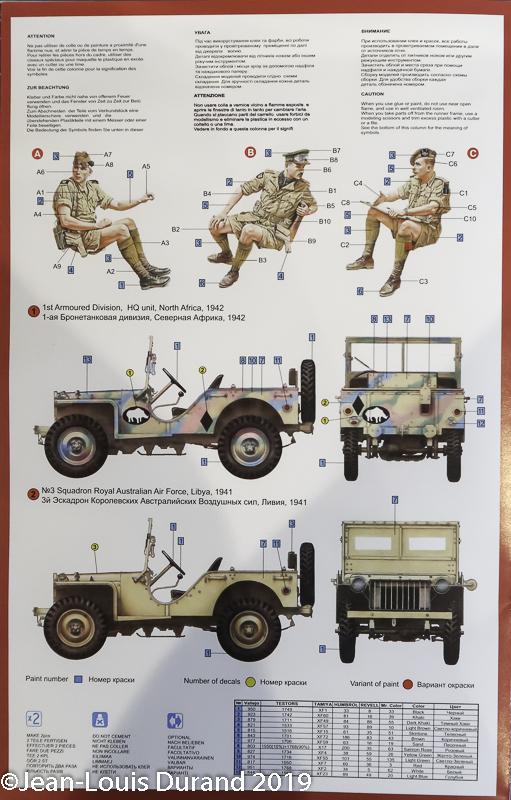 Bantam BRC 40 (Bantam Reconnaissance Car) - MiniArt - 1/35 Jeep_b11