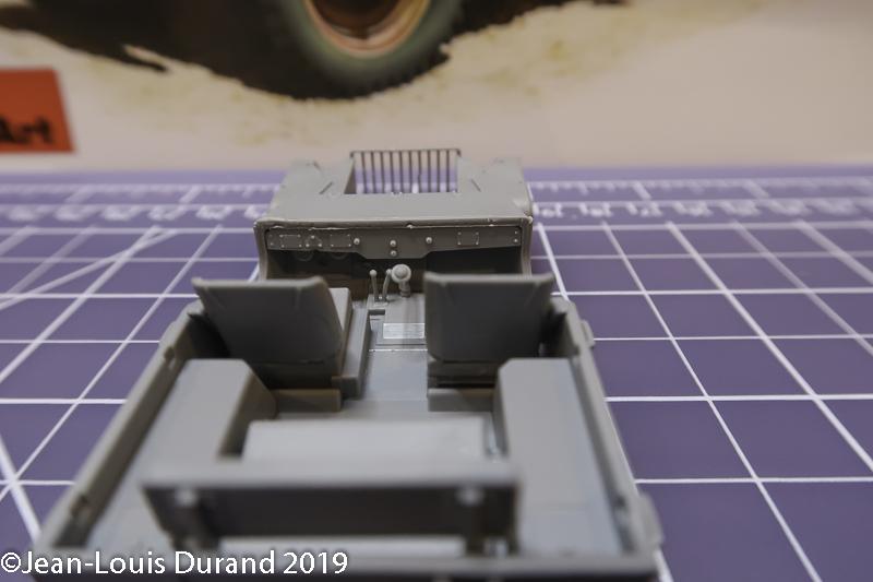 Bantam BRC 40 (Bantam Reconnaissance Car) - MiniArt - 1/35 Jeep_b23