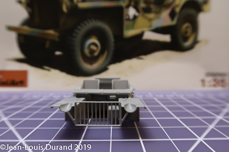 Bantam BRC 40 (Bantam Reconnaissance Car) - MiniArt - 1/35 Jeep_b25