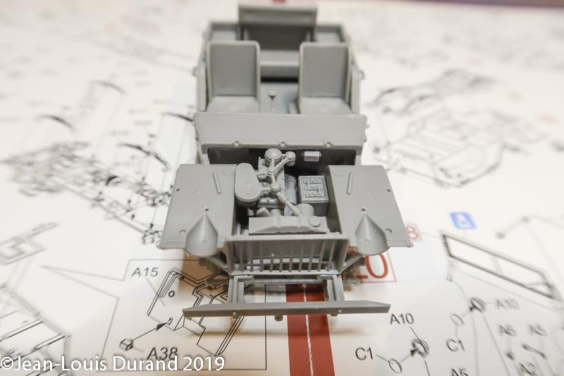 Bantam BRC 40 (Bantam Reconnaissance Car) - MiniArt - 1/35 Jeep_b26