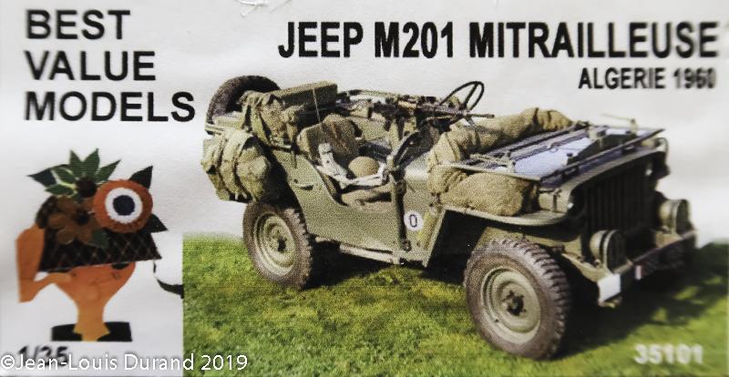 Jeep Hotchkiss M201 Algérie 1960 - Best Value Models - 1/35 Jeep_m10