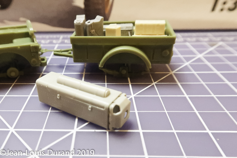 Jeep Willys - 1st Polish Independant Parachute Brigade, Rifle Batalion - Hollande 1944 - SK MODEL + accessoires Bronco 1/35 Jeep_p10