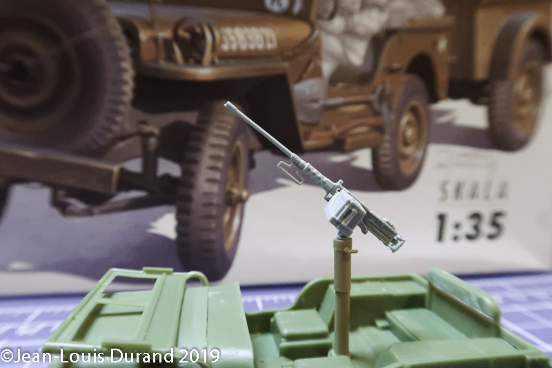 Jeep Willys - 1st Polish Independant Parachute Brigade, Rifle Batalion - Hollande 1944 - SK MODEL + accessoires Bronco 1/35 Jeep_p13