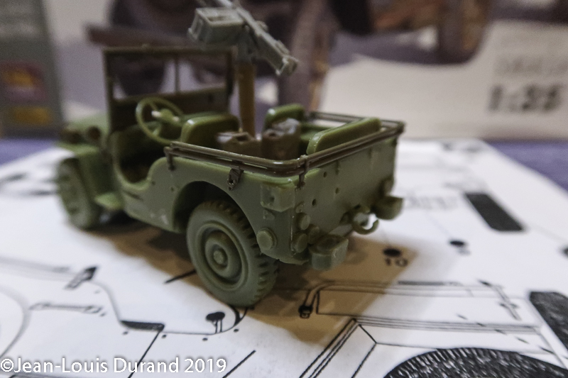 Jeep Willys - 1st Polish Independant Parachute Brigade, Rifle Batalion - Hollande 1944 - SK MODEL + accessoires Bronco 1/35 Jeep_p17
