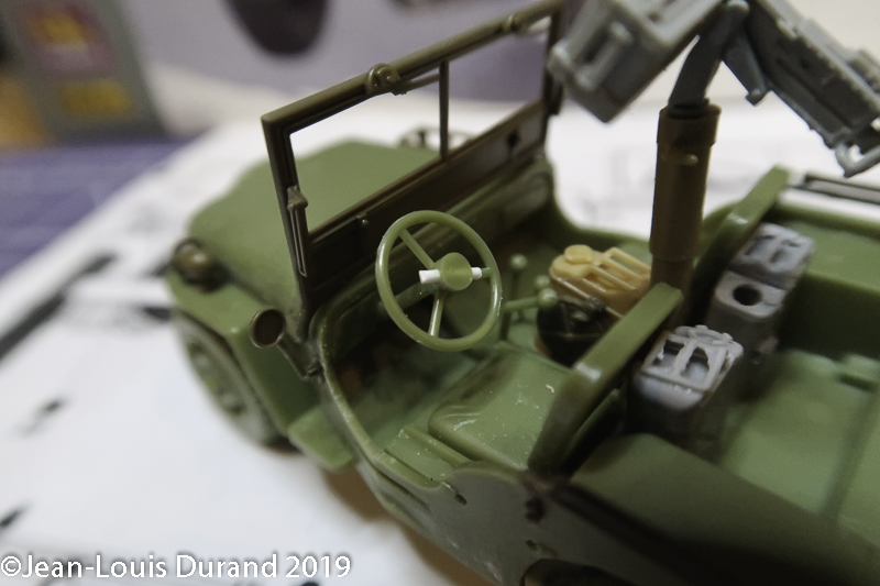 Jeep Willys - 1st Polish Independant Parachute Brigade, Rifle Batalion - Hollande 1944 - SK MODEL + accessoires Bronco 1/35 Jeep_p18