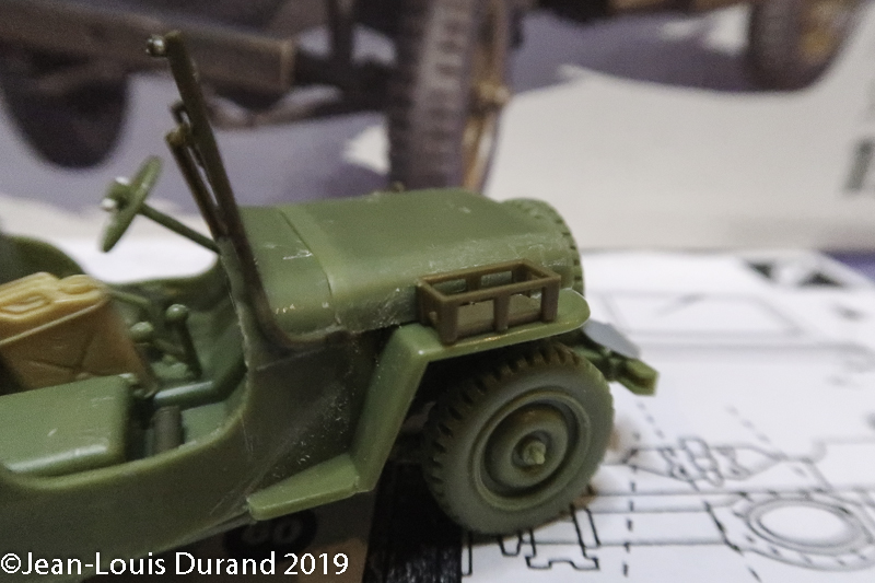 Jeep Willys - 1st Polish Independant Parachute Brigade, Rifle Batalion - Hollande 1944 - SK MODEL + accessoires Bronco 1/35 Jeep_p21