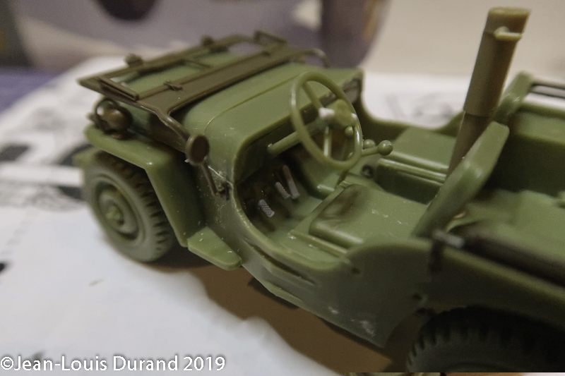 Jeep Willys - 1st Polish Independant Parachute Brigade, Rifle Batalion - Hollande 1944 - SK MODEL + accessoires Bronco 1/35 - Page 2 Jeep_p24