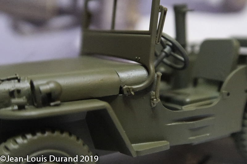 Jeep Willys - 1st Polish Independant Parachute Brigade, Rifle Batalion - Hollande 1944 - SK MODEL + accessoires Bronco 1/35 - Page 3 Jeep_p31