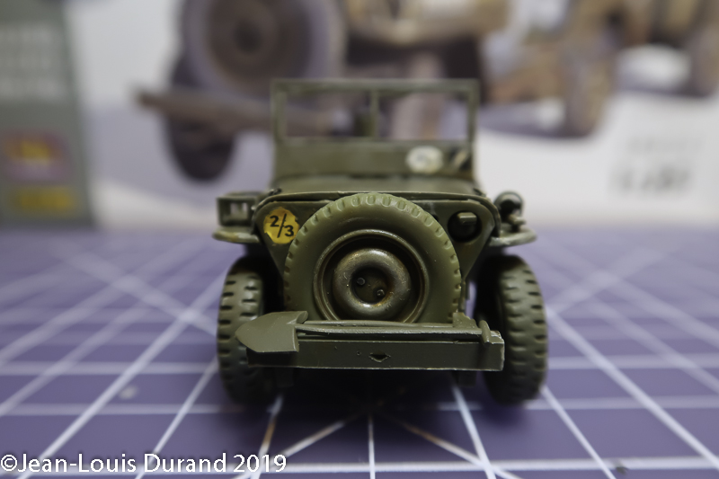 Jeep Willys - 1st Polish Independant Parachute Brigade, Rifle Batalion - Hollande 1944 - SK MODEL + accessoires Bronco 1/35 - Page 3 Jeep_p37