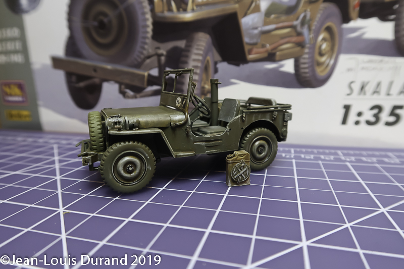 Jeep Willys - 1st Polish Independant Parachute Brigade, Rifle Batalion - Hollande 1944 - SK MODEL + accessoires Bronco 1/35 - Page 3 Jeep_p38