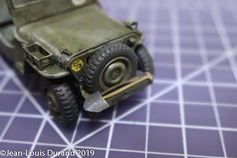 Jeep Willys - 1st Polish Independant Parachute Brigade, Rifle Batalion - Hollande 1944 - SK MODEL + accessoires Bronco 1/35 - Page 5 Jeep_p44