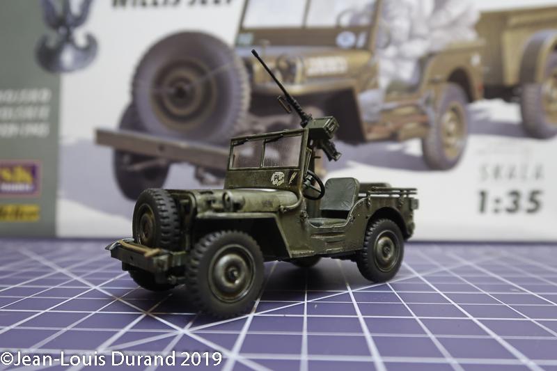 Jeep Willys - 1st Polish Independant Parachute Brigade, Rifle Batalion - Hollande 1944 - SK MODEL + accessoires Bronco 1/35 - Page 5 Jeep_p45