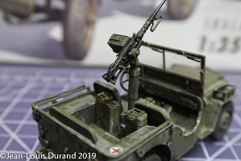 Jeep Willys - 1st Polish Independant Parachute Brigade, Rifle Batalion - Hollande 1944 - SK MODEL + accessoires Bronco 1/35 - Page 5 Jeep_p46