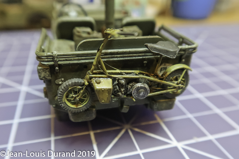 Jeep Willys - 1st Polish Independant Parachute Brigade, Rifle Batalion - Hollande 1944 - SK MODEL + accessoires Bronco 1/35 - Page 5 Jeep_p48