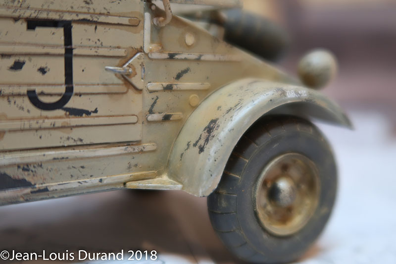 Kübelwagen Hasegawa 1/24 - Une petite infidélité à Small-Tracks Kubel_18