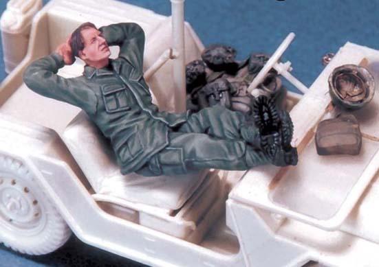 Soldats U.S Vietnam. 1/35 Verlinden Bravo 6   Fini Legend10