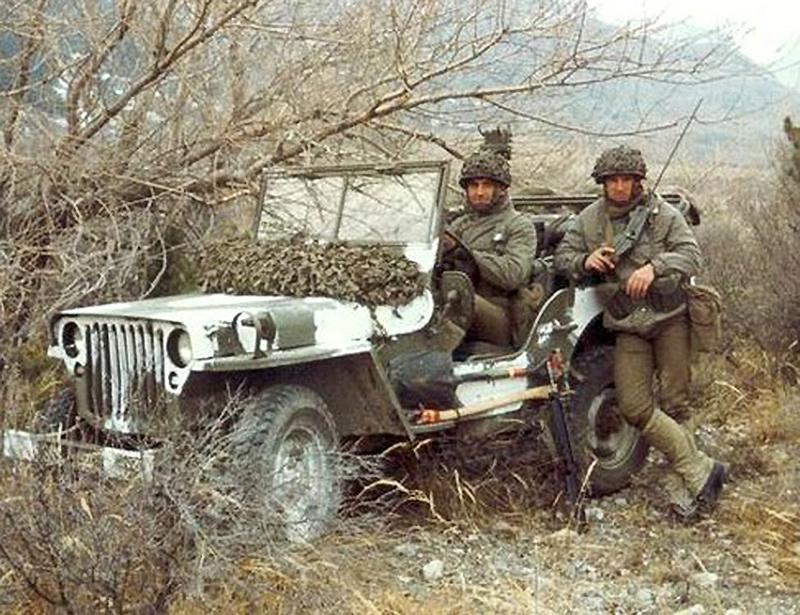 Soldat français -Beyrouth 1982- Atelier Maket 75mm Lma87410
