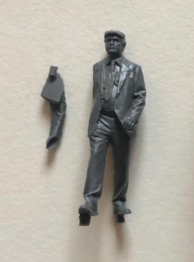 La maçonnerie pour les Nuls - Figurines LZ MODEL et HASEGAWA, accessoires BALATON MODELL et MINIART  Lzmode11